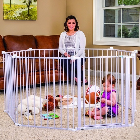 Play Yard Baby Gate