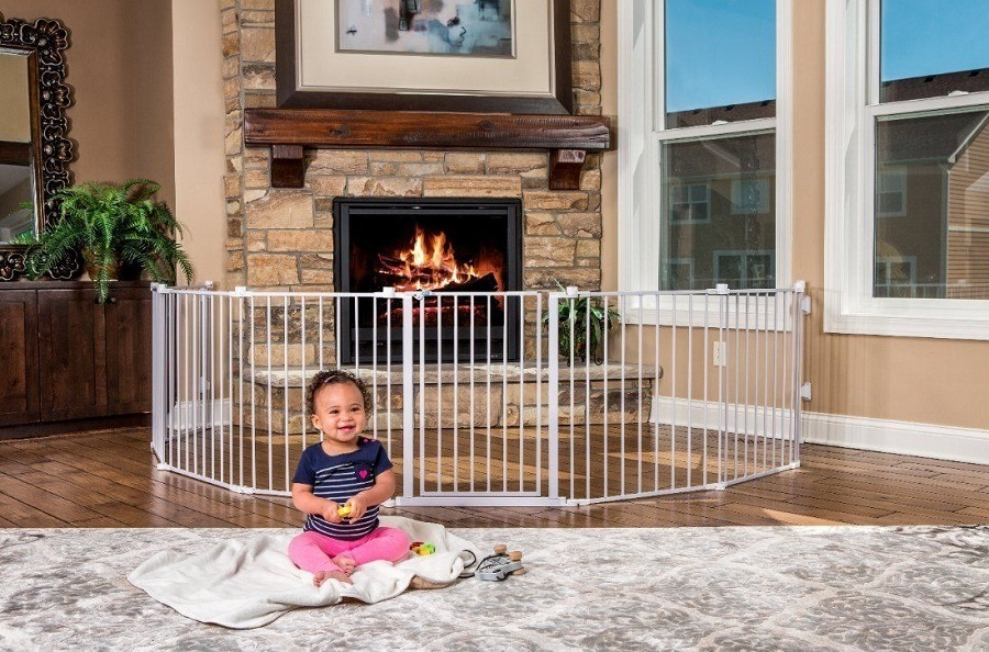 Regalo Super Wide Baby Gate Review